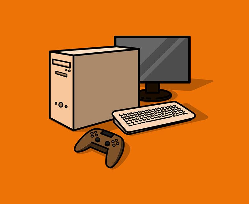 Ältere Laptop oder Notebook
